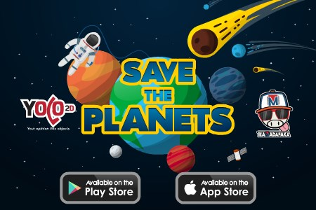 Save The Planets
