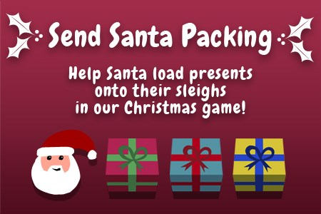 Send Santa Packing