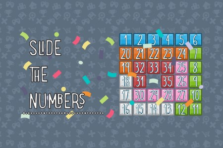 Slide The Numbers