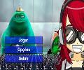 Thunder Girl vs Alien Gelatin (prototype | TEST)