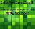 Zacks Epic Game Fail!!